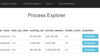 Azure App Service の Tomcat で Javaのヒープサイズを変更する